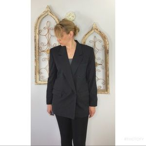 Vintage 90s The Limited double breasted blazer